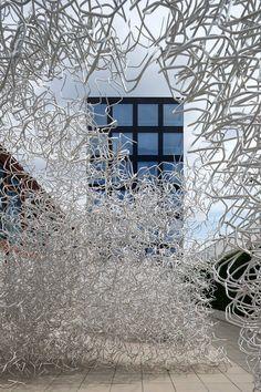 Superb Gezielte Formlosigkeit Pavillon in Wien