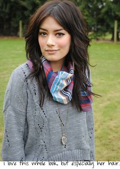 Like this length and style