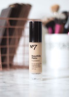 I've been searching for a new drugstore foundation for everyday wear for a while, my go to is Loreal true match which I love but now that they've changed the formula, it's no good for my oily skin any