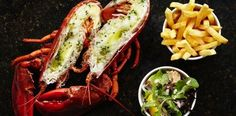 Menu at Steak & Lobster's restaurants in London and Manchester