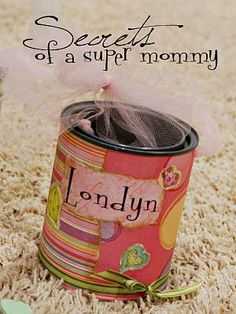 Valentines Day ideas...It drew me in when I saw Londyn's name:) but then I actually went to the site and it would be cute for Mason.
