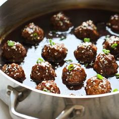 TERIYAKI MEATBALLS Recipe - Key Ingredient
