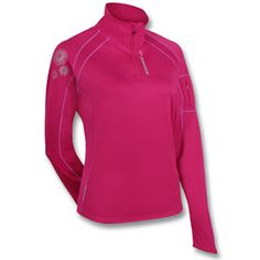 Infinity Thermal 1/2 Zip Top  by Brooks
