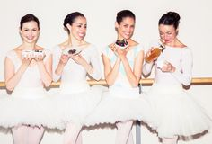 What ballet dancers really eat. You guessed it, obvi Kombucha is on the list. http://www.thecoveteur.com/ballet-dancer-meals/