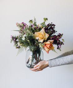 Fox Flowers Rose Medley