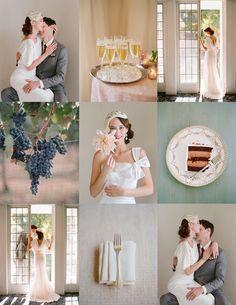 lovely wedding style….