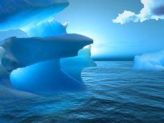 Iceberg by ~WolfvanWhite on deviantART