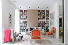Mirroring the Contrasts of Old and New: Mews 04 Project in London   Dream Home Style