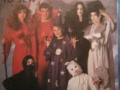 Vintage Simplicity Halloween Costume Pattern by TheIDconnection, $5.00