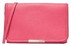Get one of the hottest styles of the season! The Emilio Pucci New Textured Pink Leather Shoulder Bag is a top 10 member favorite on Tradesy. Designer Handbags On Sale, Vintage Bags, Elizabeth And James, Emilio Pucci, Pink Leather, Bag Sale, Travel Bags, Clutch Bag, Leather Shoulder Bag