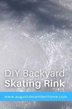 How to build a private skating rink in your own backyard. Maintenance, product reviews, lighting solutions, and more... Outdoor Skating Rink, Ice Skating, Backyard Ice Rink, Hockey Mom, Lighting Solutions, Get Outside, Outdoor Projects, Project Ideas, Diy