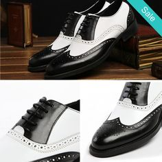 Shoes - Business genuine leather shoes - Black pointed toe - Business genuine leather - On Sale for $169.99 (was $199.99) @runit365 #oxfordshoes #jazzy