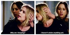 """#PLL6x06 -""""Why am I beeping, I haven't stolen anything yet"""""""