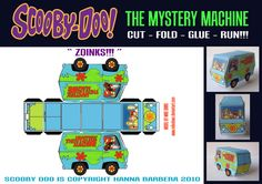 The Mystery Machine by mikedaws.deviantart.com on @deviantART