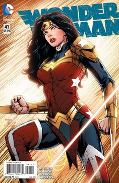 DC Comics Wonder Woman (2011) #41 1st Print David Finch Cover *The photo(s) featured in this listing are stock images of the item(s) being offered *This item will ship within the continental United States via U.S. Mail Services *International buyers- This item will ship via USPS International Mail Services *Items will be shipped in a highly secure, high quality mailing box