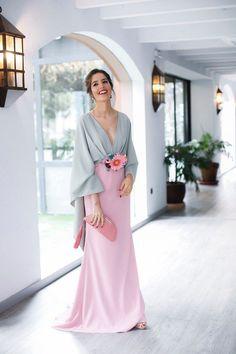 Funky Dresses, Fabulous Dresses, Elegant Dresses, Casual Dresses, Fashion Dresses, Formal Dresses, Hijab Evening Dress, Evening Dresses, Look Formal