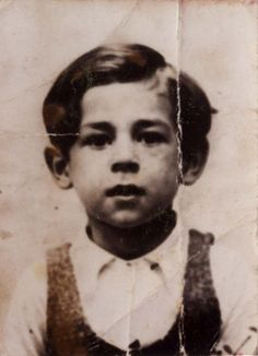 Isidore Laks age 10 was sadly murdered in Auschwitz on August 2, 1944.