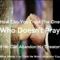 Find the DEEN in someone. Not the money. #deen #islam #muslims #islamicmarriage