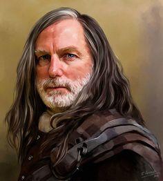 Nobleman, merchant, ranger, old