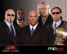 Main Event Mafia; Scott Steiner, Booker T, Kurt Angle, Kevin Nash, Sting