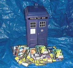 Doctor who - #collector card #tardis plus bonus card #collection - ags4,  View more on the LINK: http://www.zeppy.io/product/gb/2/161949975556/