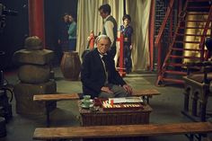 The BBC have shared more pictures from the Doctor Who creation biopic An Adventure in Space and Time. It'll feature David Bradley as William Hartnell, the actor who played the first doctor. New Doctor Who, First Doctor, Dr Williams, Louise Brealey, Sherlock Cast, William Hartnell, Rupert Graves, Mark Gatiss, Bbc Two