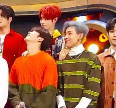 Markson at it's finest. I love their friendship so much! Kim Yugyeom, Youngjae, Markson Got7, Got7 Mark, Mark Tuan, Got7 Jackson, Jackson Wang, Jaebum, Heirs Korean Drama