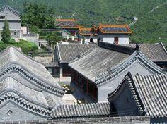 Gran Muralla China en Badaling cerca de Pekín / Beijing - China