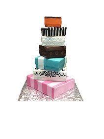Designer Box Cakes - Sugar Divas Cakery   Orlando   Cupcakes   Custom Cakes