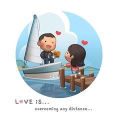 Love is  #hjstory #cute #love #miss