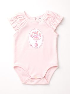 BB BDYST ORGNC GRL | Rompers | Baby | Best and Less