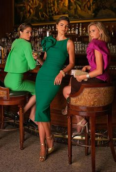 55 Best Ideas For Dress Green Emerald Glamour Trendy Dresses, Nice Dresses, Prom Dresses, Robes Glamour, Lagerfeld, Hollywood Glamour, Hollywood Hills, Mode Style, Dress To Impress