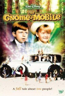 The Gnome-Mobile -- Loved this movie as a child, need to get it and watch it again soon