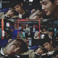 Buses in Korean seem more romantic then my love life. - Sassy Go Go