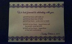 Humerous invite