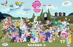 My Little Pony Games, My Little Pony Princess, My Little Pony Comic, My Little Pony Fondos, Imagenes My Little Pony, Rainbow Dash, Princesa Twilight Sparkle, Hasbro Studios, Cherries Jubilee