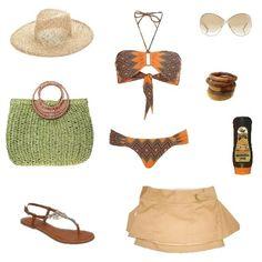 Charme e estilo para os dias de verão!