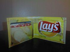 Picture of Potato Chip Bag Wallet