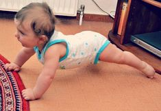 8 Ways to Sneak in a Little Exercise When You Have a Baby