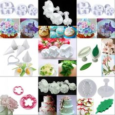 These cutters are also deal for use with Sugar paste (rolled fondant), petal paste (gum paste), marzipan, Fondant Cakes, Marzipan DIY cooking or craft clays. Fondant Icing, Fondant Cakes, Sugar Paste, Gum Paste, Rolling Fondant, Marzipan, Cake Cookies, Heart Shapes, Clay