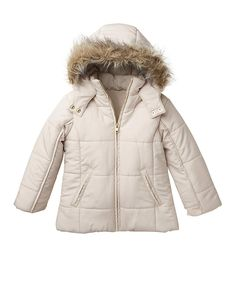 Witchery Hooded Puffer Jacket