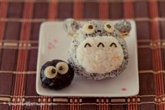 How To Make Totoro Onigiri
