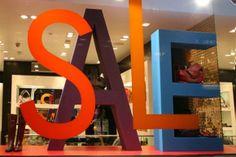 Royal foam factory since 1990 /visual merchandising in retail store Window Display Design, Sign Display, Window Displays, Display Ideas, Display Windows, Booth Ideas, Visual Merchandising, Retail Windows, Store Windows