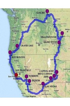 Road trippin' by tracey. road trippin' by tracey us road trip Rv Travel, Travel Maps, Adventure Travel, Travel Trailer Living, Oregon Travel, Travel Gadgets, Budget Travel, Vacation Places, Vacation Trips