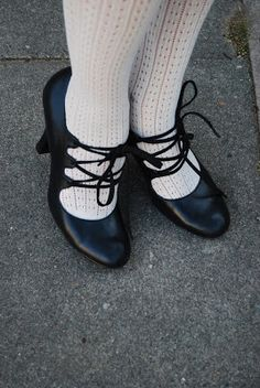 lace ups from Office