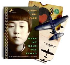 When My Name Was Keoko - What happened when WWII came to Korea? How does a little girl protect her family?