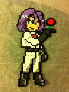 James - Team Rocket Perler Bead Sprite by flamemandala.deviantart.com on @deviantART
