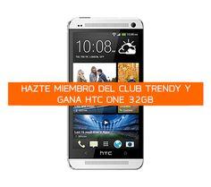 Sorteo de Club Trendy: ¡HTC One te espera!