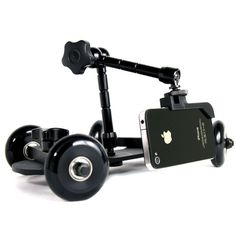 Revolve's designer was inspired to create a functional dolly on a tight budget after working in video production on a shoestring.