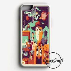 Toys Story Woody Film Art Disney Poster iPhone 7 Case   casescraft